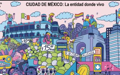 """3o. Año Primaria  CIUDAD DE MÉXICO """"La entidad donde vivo"""""""